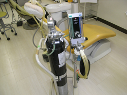 レーザー治療機器